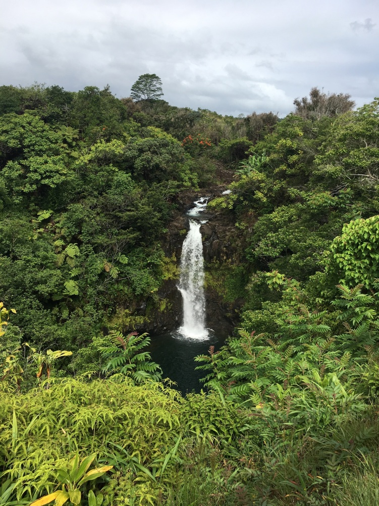 Big Island Waterfalls