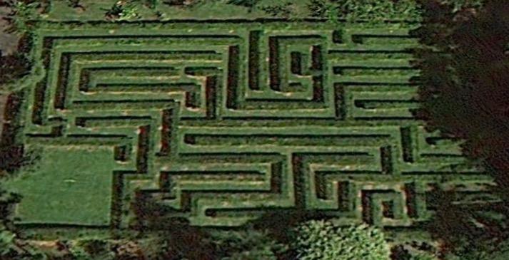 Maze Botanical World Adventures Big Island
