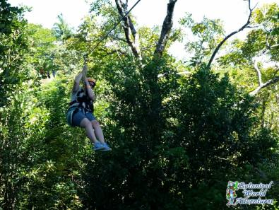 Hawaii fun Travel Zipline