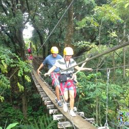 Hawaii Zipline - botanical World Adventures