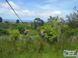 Zipline Big Island
