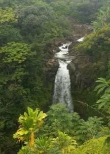 Kamaee Waterfalls