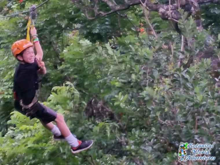 Zipline Big Island Hawaii
