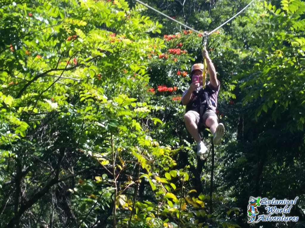 Bring The Whole Family And Enjoy Zipline, Segway, Botanical Gardens,  Waterfalls, And Maze U2013 All At Botanical World Adventures U2013 16 Mile North Of  Hilo ...