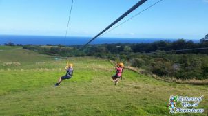 Hawaii Zipline