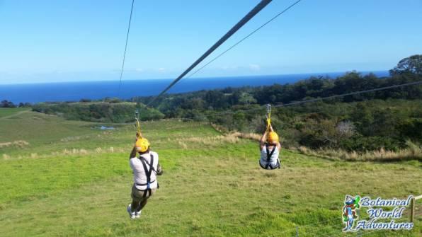 Hawaii Zipline