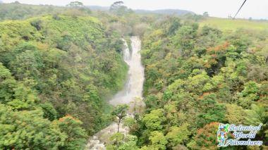 Zipline Waterfalls
